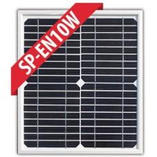 Enerdrive 10 Watt Mono Solar Panel - Incl. Marine and RV 'Mobile' Warranty (SP-EN10W)