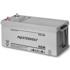 Mastervolt - 12 Volt - 225Ah - Marine Dual Purpose Starting/Deep Cycle AGM Battery - 62002250 (111080)