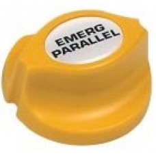 BEP Marinco Battery Switch Replacement Knob Only - Emergency Parallel - Suits BEP 701 Switches - 113590  (SUR 701-KEY-EP)