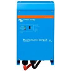 Victron Phoenix MultiPlus Compact Inverter Charger Combi - 12 Volt 1000W Inverter plus 50 Amp Battery Charger - 12/1200/50-16 (CMP121220000)