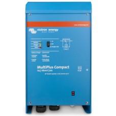 Victron Phoenix MultiPlus Compact Inverter Charger Combi - 12 Volt 1300W Inverter plus 70 Amp Battery Charger - 12/1600/70-16 (CMP121620000)