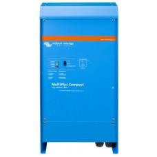 Victron Phoenix MultiPlus Compact Inverter Charger Combi - 12 Volt 1600W Inverter plus 80 Amp Battery Charger - 12/2000/80-30 (CMP122200000)