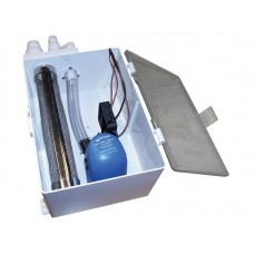 Whale Grey Water Waste System with Pump - Shower and Sink Drain with Auto Switch - 12V (132000)