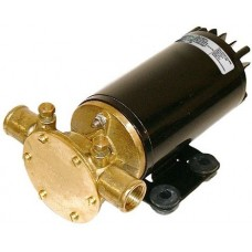 "Johnson F4B-19 Impeller Pump - 12V - 48LPM - Heavy Duty - Self Priming - Bronze Body - 1/2"" BSP, 1"" Hose - 10-24689-01 (132172)"