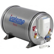 Isotherm Basic 40 (40L) Marine Hot Water Heater - 240VAC 750W  Electric and Heat Exchange (135702)