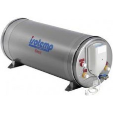 Isotherm Basic 75 (75L) Marine Hot Water Heater - 240VAC 750W  Electric and Heat Exchange (135706)