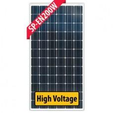 Enerdrive 200 Watt Mono Solar Panel - Incl. Marine and RV 'Mobile' Warranty (SP-EN200W)
