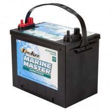 Deka Marine Master Battery - 24M6  - 12 Volt -  650CCA - Marine Starting - Maintenance Free Battery (24M6)