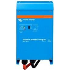 Victron Phoenix MultiPlus Compact Inverter Charger Combi - 24 Volt 1000W Inverter plus 25 Amp Battery Charger - 24/1200/25-16  (CMP241220000)