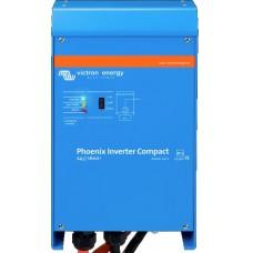 Victron Phoenix MultiPlus Compact Inverter Charger Combi - 24 Volt 1300W Inverter plus 40 Amp Battery Charger - 24/1600/40-16 (CMP241620000)