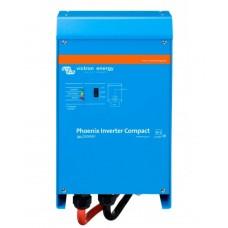 Victron Phoenix MultiPlus Compact Inverter Charger Combi - 24 Volt 1600W Inverter plus 50 Amp Battery Charger - 24/2000/50-30 (CMP242200000)
