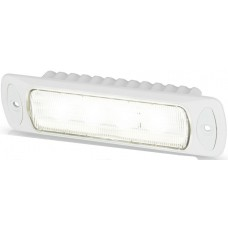 Hella Marine LED Sea Hawk R Flood Light - Recessed Mount - White Housing - 9-33VDC - 550 Lumens (2LT980577011)