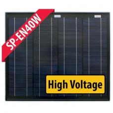 Enerdrive 40 24V Watt Mono Solar Panel - Incl. Marine and RV 'Mobile' Warranty (SP-EN40W 24V)