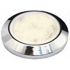 OceanLumi LED Interior/Exterior Light - 12V - 69mm - Chrome - Non Switched (41-69C-12)