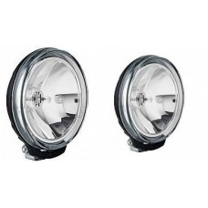 Hella Driving Light Kit - Comet FF 500 Series - 100W Kit (2 x 55W) - 12V - Complete Kit (5650/100)