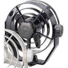 Hella Two Speed Turbo Fan - 12 Volts - BLACK - 8EV003361002 (6100)
