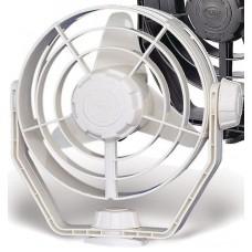 Hella Two Speed Turbo Fan - 12 Volts - WHITE -  8EV003361022 (6100W)