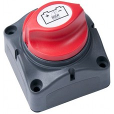 BEP Marinco Mini Battery Master Switch - Surface Mount (On/Off) - 275A Cont - 455A Int - 1250A Crank - 113550 (SUR 701B)