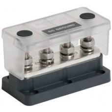 "BEP Pro Installer HD Bus Bar - 4 STUD - 500A - 4 x 8mm (5/16"") Studs - 50VDC (SUR 777-BB4S-500)"