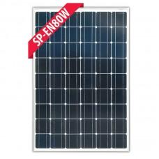 Enerdrive 80 Watt Mono Solar Panel - Incl. Marine and RV 'Mobile' Warranty (SP-EN80W)