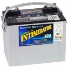 Deka Intimidator (Seamate) - 12 Volt - 79Ah - 470CCA - DUAL Purpose AGM Battery (8A24M)