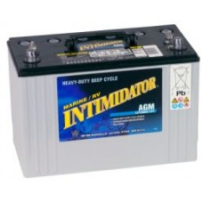 Deka Intimidator (Seamate) - 12 Volt - 105Ah - 800CCA - DUAL Purpose Best AGM Battery (8A31DTM)