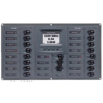 240 Volt AC Circuit Breaker Panels