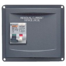 BEP Marinco Residual Current Device Panel - 1 x 16 Amp Circuit Breaker (113642 - SUR 900-RCD-16A)