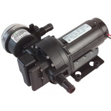"Johnson Aqua Jet Flowmaster 5.0 WPS - 12 Volt - 19LPM - 50PSI -  Freshwater Pressure Pump - Automatically Adjusts Flow According to Demand -  3/8"" BSP, 1/2"" Hose and 1/2"" BSP, 3/4"" Hose - 10-13329-103 (133324)"