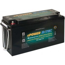 Lithium LiFePO4 ePOWER B-Tec Battery 200Ah 12V - Incl Bluetooth Monitoring (EPL-200BT)