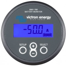 Victron Precision Battery Monitor BMV-700 - Single Battery Bank - Incl 500A/50mV Shunt (BAM020700000R)