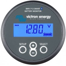 Victron Precision Battery Monitor BMV-712 Smart - Dual Battery Monitor with Bluetooth Built-in (BAM030712000R)
