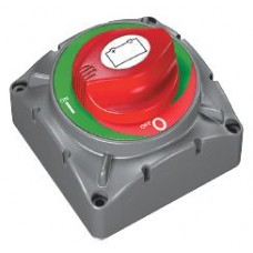 BEP Marinco Heavy Duty Battery Master Switch - Surface Mount (On/Off) - 600A Cont - 800A Int - 2500A Crank - 113551 (SUR 720)