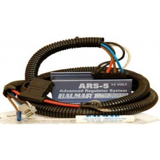 Balmar ARS-5 Regulator - Multi Stage Charging from your Alternator - Suits 12 Volt Systems - Incl. Wiring Harness (B-ARS-5-HC)