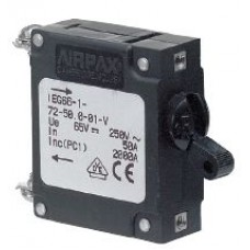 BEP Marinco Circuit Breaker Switch - Single Pole - 2.5 Amp - Magnetic B Series (SUR CBS-2.5A-SP) 113479
