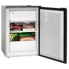 Isotherm CR90F Cruise Matched Freezer - 12 to 24 Volt DC and 240 Volt AC - 90 Litre - Changeable Left or Right Hand Hinge - Grey Door (1090BC7AA)