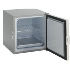 Isotherm CR40 CUBIC Cruise 40 Litre  'Cube' Marine Fridge or Freezer - 12/24 Volt DC - Front or Top Opening - Grey Door (1040BB1AC)