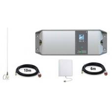 Cel-Fi GO MARINE Pack - Telstra 3G/4G Range Extender - WALL MOUNT Internal Antenna - OMNI DIRECTIONAL Cellular High Gain External Antenna (RPR-CF-00104)