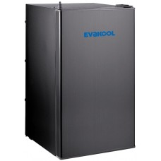 Evakool Platinum DC110-SG - Upright 110 Litre Caravan Fridge/Freezer - 12V or 24V DC - User Reversable Door (DC110-SB)