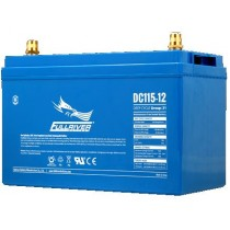 Fullriver AGM Battery - 6 Volt and 12 Volt