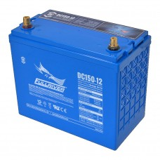 Fullriver DC150 - 12 Volt - 150Ah - 900CCA - Marine Deep Cycle AGM Battery - Maintenance Free Sealed AGM (DC150-12)