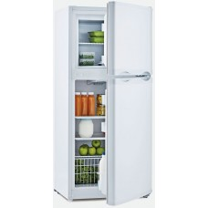 Bushman - Arcticold DC190L-W Fridge/Freezer - 2 Door - 12 or 24 Volt - 145L Fridge with 45L Freezer -  Reversible White Doors (DC190L-W)