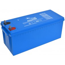 Fullriver DC210 - 12 Volt - 210Ah - 1180CCA - Marine Deep Cycle AGM Battery - Maintenance Free Sealed AGM (DC210-12)