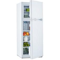 Arcticold DC285L-W Fridge/Freezer - 12 or 24 Volt - 225L Fridge with Separate 60L Freezer -  Reversible White Doors (DC285L-W)