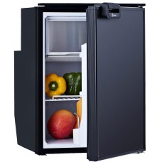 Bushman - Arcticold DC50X Fridge/Freezer - 12 or 24 Volt - 44L Fridge with 6L Freezer -  Reversible Black Door (DC50X)