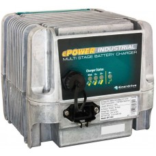 Enerdrive ePOWER Industrial Battery Charger - 24 Volts - 30 Amps - 1 Output - Extremely Durable - Suitable for Boats and Industrial Applications - IP66 (EPI-2430)