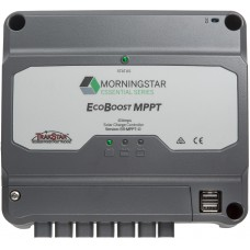 Morningstar EcoBoost MPPT 20 Amp Solar Controller - Suits 12 or 24V Systems - Essential Series (SR-EB-MPPT-20)