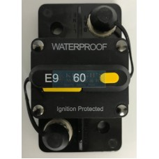 Enerdrive Waterproof Resettable Circuit Breaker - 60 Amp Surface Mount (EN-RCB60)