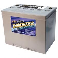 Deka Dominator 8G24SS Battery - 12 Volt - 74Ah - 410CCA - Gel Cell - Maintenance Free (8G24SS)