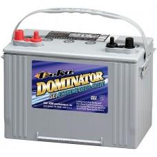 Deka Dominator 8G27M Battery - 12 Volt - 86Ah - 505CCA - Gel Cell - Maintenance Free (8G27M)